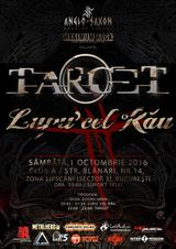 Targ3t concerteaza la Bucuresti alaturi de Lupu' Cel Rau