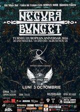 Negura Bunget concerteaza in premiera la Ramnicu Valcea