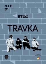 TRAVKA concerteaza pe 24 Noiembrie in Club Control