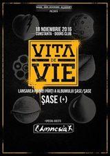 Vita de Vie lanseaza Sase(+) la Doors Club - Constanta