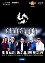 Concert Pasarea Rock pe 23 martie la Hard Rock Cafe