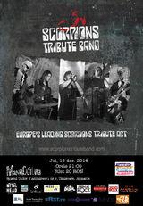 Tribut Scorpions la Timisoara pe 15 Decembrie