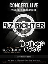 9.7 RICHTER live in Rock Halle, Constanta