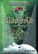 Concert Hteththemeth si False Reality in Hard Club Cluj-Napoca