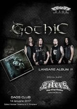 Gothic lanseaza albumul 'Demons' pe 14 ianuarie in Daos Club