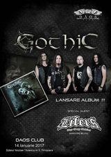 Gothic lanseaza albumul 'Demons' pe 14 ianuarie in Daos Club