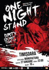 Onenightstand lanseaza single-ul Dirty Secret la Timisoara