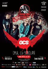 Concert Omul cu Sobolani la Doors Club pe 10 martie