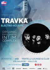 Travka concerteaza Electro-Acustic la Iasi