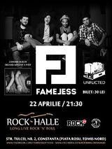 Concert Fameless si Unflicted Live la Rock Halle Constanta