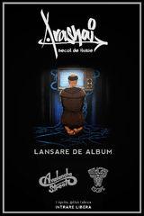 Arashai lanseaza albumul 'Secol de iluzie' pe 7 aprilie la Fabrica