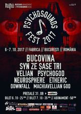 Psychosounds Fest 2017 va avea loc in perioada 6-7 octombrie in Fabrica