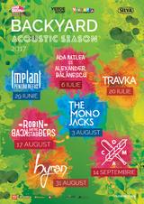 Concert Travka acustic pe 20 iulie la Verde Stop