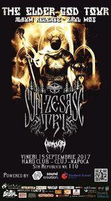 Pe 15 septembrie, concert si lansare album Syn Ze Sase Tri la Cluj