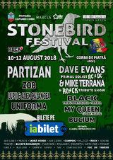 StoneBird intre 10 si 12 august la Corbii de Piatra