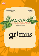 Backyard Acoustic Season cu Grimus