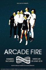 Concert Arcade Fire pe 20 iunie la Bucuresti