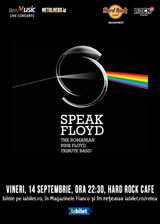 Tribut Pink Floyd - Speak Floyd in Hard Rock Cafe!