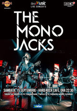 The Mono Jacks in Hard Rock Cafe!