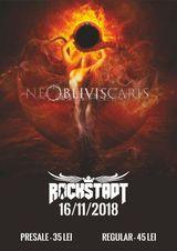 Concert Ne Obliviscaris in Rockstadt din Brasov pe 16 noiembrie 2018
