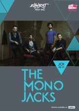 Concert The Mono Jacks in Expirat din Bucuresti pe 15 noiembrie