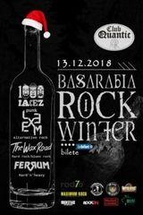 Basarabia Rock Winter in Quantic pe 13 Decembrie