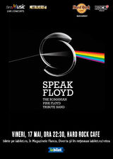 Speak FLoyd pe 17 Mai la Hard Rock Cafe