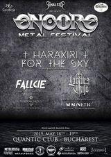 Encore Metal Festival pe 18 si 19 Mai in Quantic