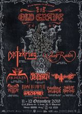 Old Grave Fest 2019 in perioada 11 - 12 Octombrie