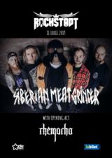 Siberian Meat Grinder // Rhemorha canta la Rockstadt pe 11 iulie