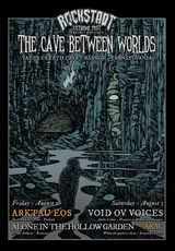 The Cave Between Worlds pe 2 si 3 August la Rasnov