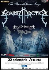 Sonata Arctica la /FORM Space pe 22 Noiembrie