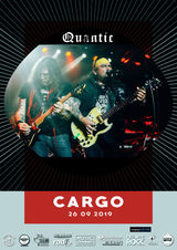 Cargo canta pe 26 septembrie in Club Quantic