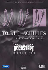 To Kill Achilles canta pe 3 octombrie in Club Rockstadt