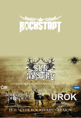 Sur Austru lanseaza albumul 'Meteahna Timpurilor' pe 15 Noiembrie in Rockstadt din Brasov