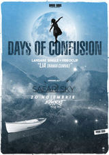 Days of Confusion - lansare