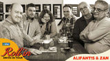 Roll'in Brasov: Alifantis & Zan pe 21 iunie