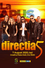 Iasi: Directia 5 - La Apus pe 7 august