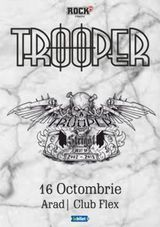 Arad: Concert Trooper - Strigat (Best of 2002-2019) pe 16 octombrie