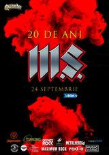 Concert M.S. pe 24 Septembrie in Quantic