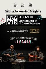 Adrian Despot & Cezar Popescu - Vita de Vie Acu2tic
