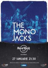 Concert The Mono Jacks pe 27 ianuarie 2021