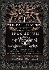 Metal Gates Festival 2021 in perioada 15-16 Octombrie in Quantic