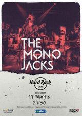 Concert The Mono Jacks pe 17 martie 2021