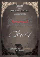 Metal Gates Festival Warmup Party