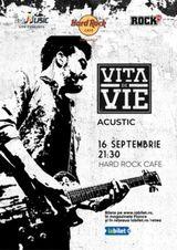 Concert Acustic Vita de Vie pe 16 septembrie