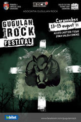 Gugulan Rock Open Air Festival are loc in perioada 13-15 august 2021