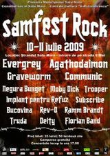 Samfest 2009 - Evergrey, Graveworm si Agathodaimon