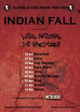 Spotul video al turneului national Indian Fall si Lotul National de Hardcore