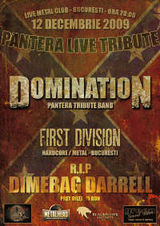Remember Dimebag Darrell: Live Pantera tribute in Live Metal Club